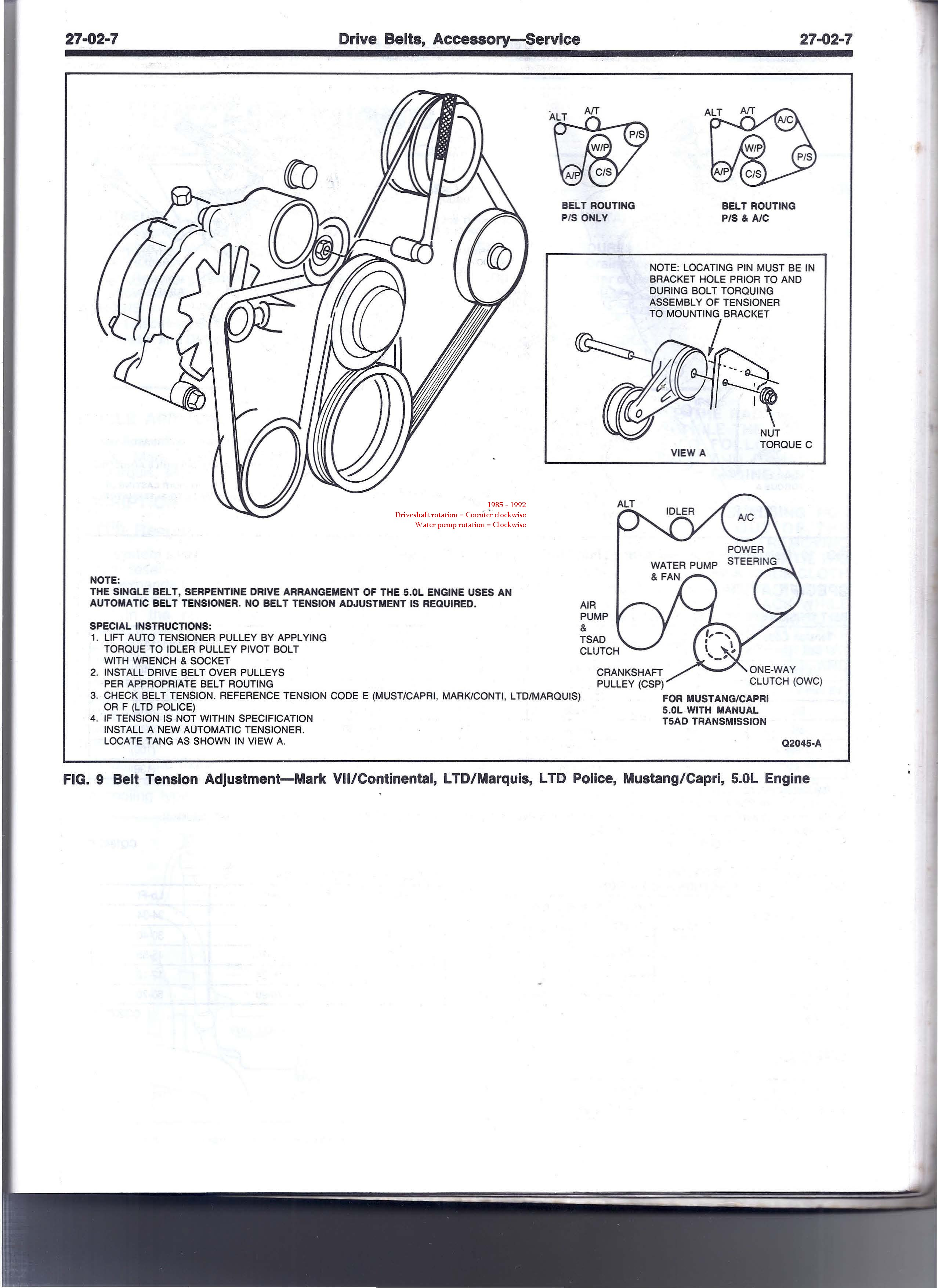 1984 Lincoln Town Car Engine Diagram Trusted Wiring 1980 1986 Continental Thermostat Enthusiast 1988 Heater Hose