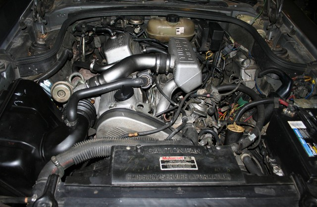 The Lincoln Mark Vii Club View Topic 84 Diesel Engine